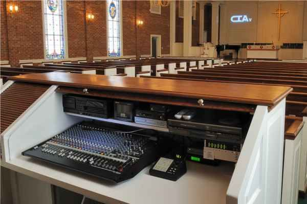 Audio Video Performance Lighting Church Sanctuary Renovations Projects To Try