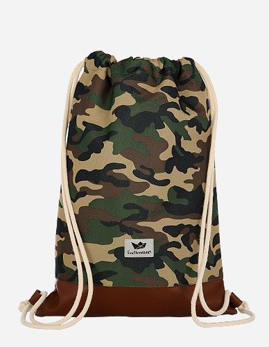 Freibeutler - Gym Bag camo