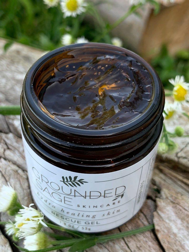 Aloe vera gel facial toner hydra healing gel lotion