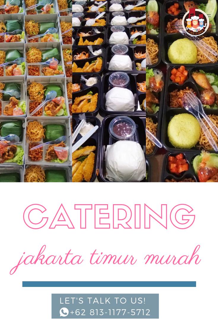 Catering Jakarta Timur Murah Catering Menu Makan Siang Catering