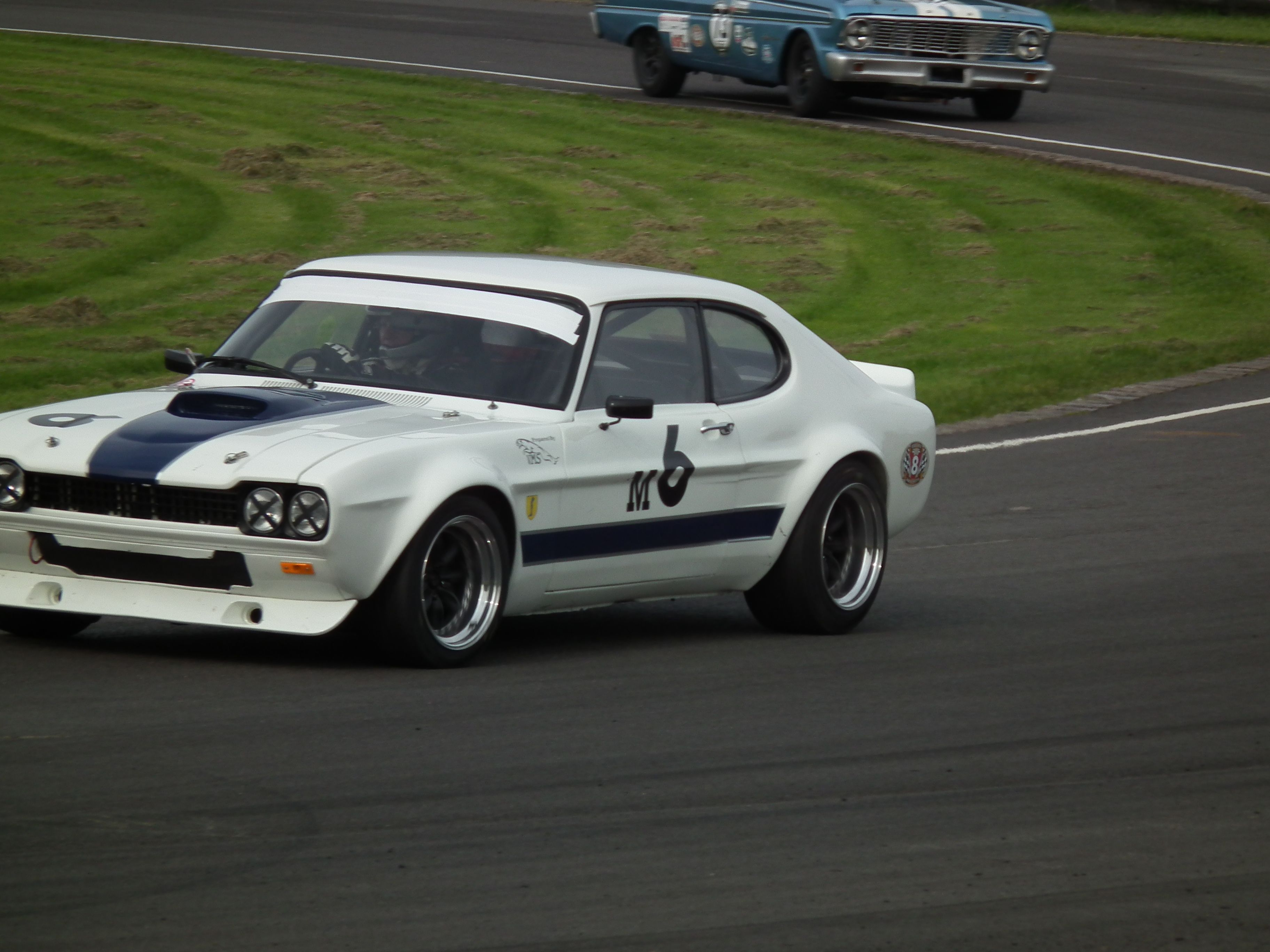 Ford Capri V8 Imported From South Africa Unbeatable Speed