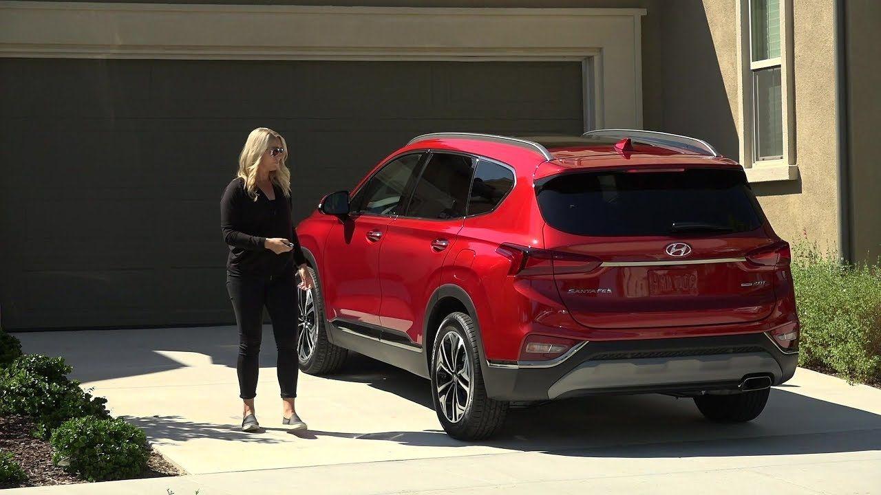 2019 Hyundai Santa Fe Safety
