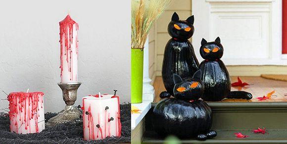 Zum Fürchten – Schrecklich gruselige Halloween Deko selber machen #weckgläserdekorieren