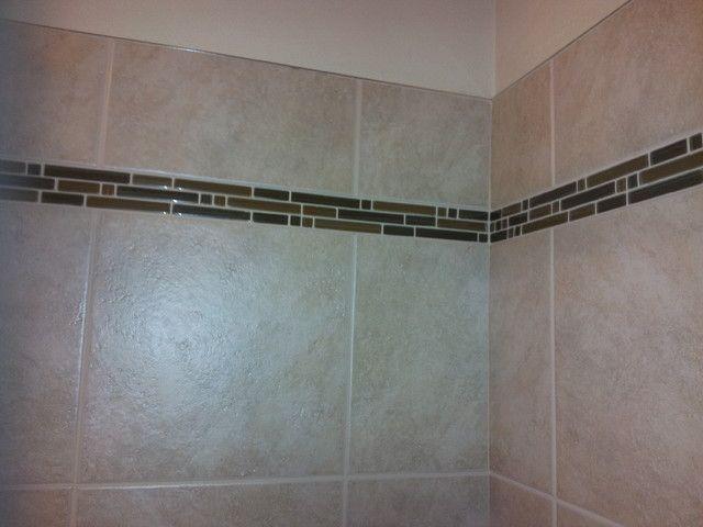bathroom tile edging ideas | ideas | Pinterest | Edging ideas and ...