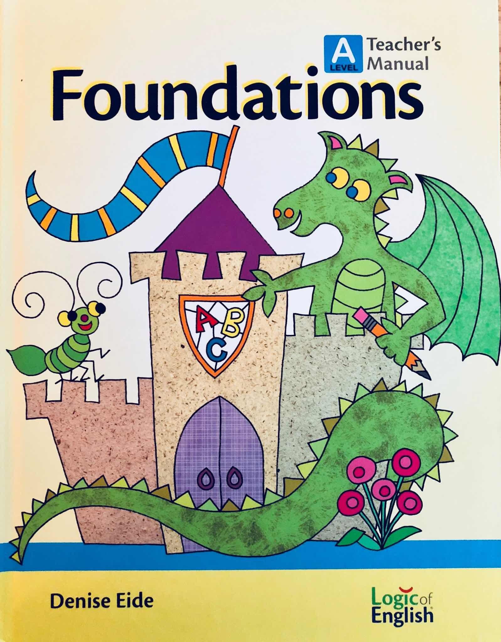 Logic Of English Foundations Language Arts Program Level