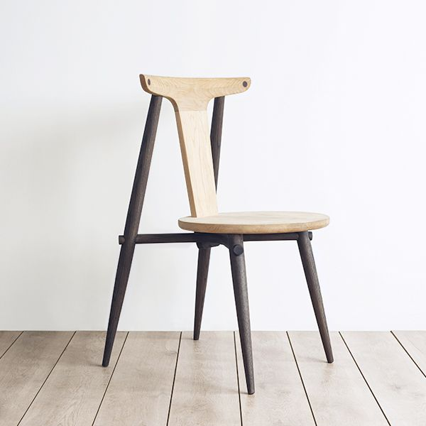 Squeak sound style chairs pure solid wood chair a modern furniture