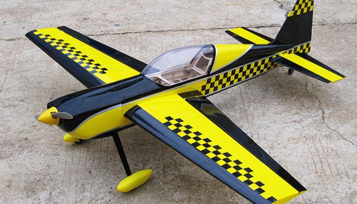 EDGE 540T EP RC Airplane Kit | Nitroplane Kits | Rc airplane