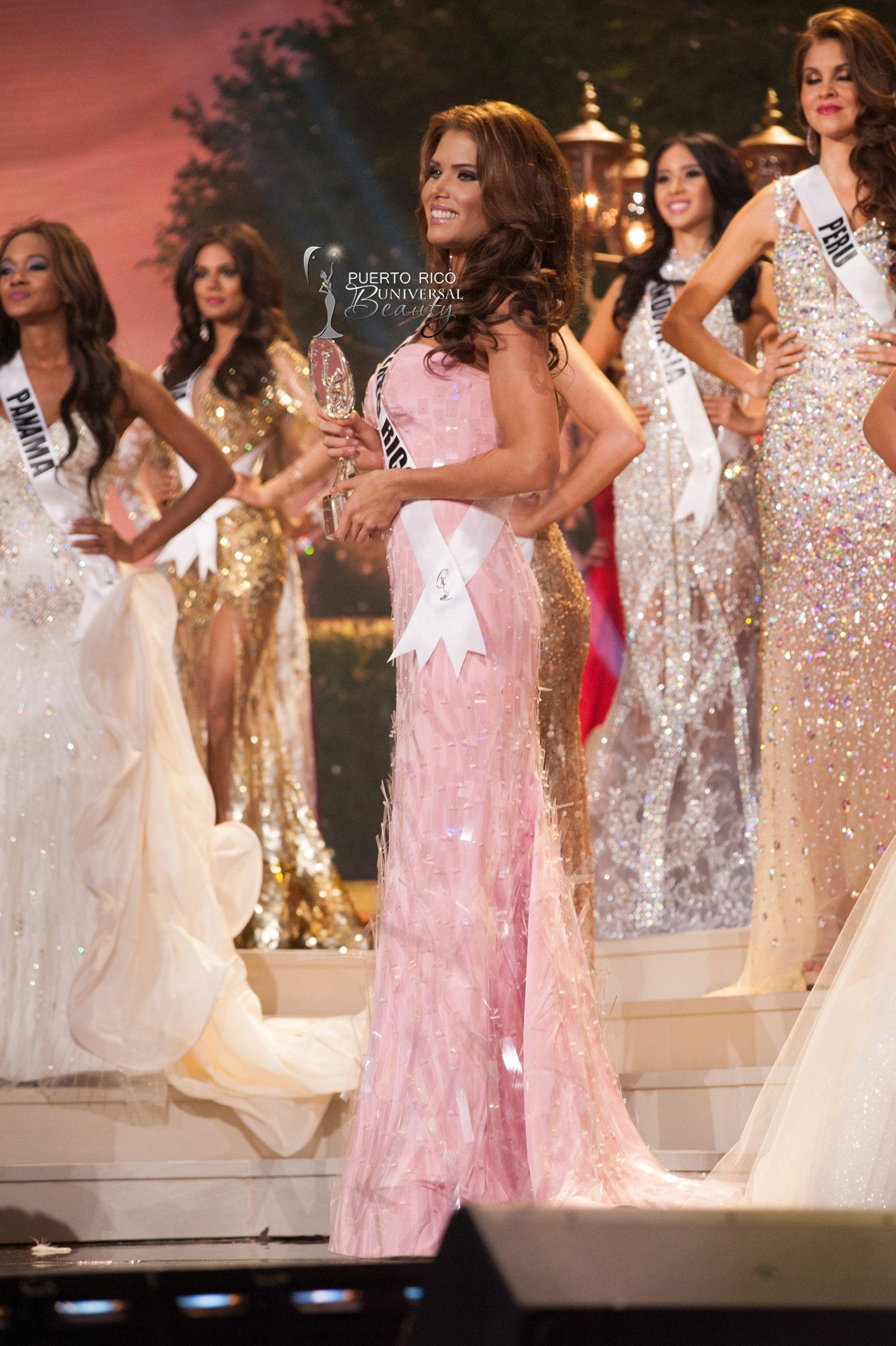 MISS UNIVERSE 2014 - MISS PHOTOGENIC, MISS PUERTO RICO | Gabriela ...