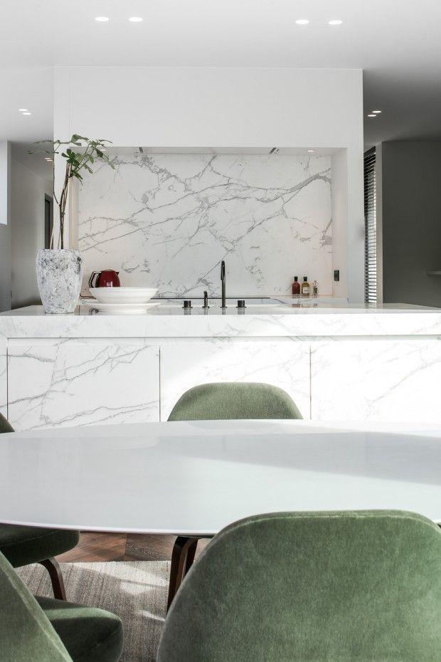 Penthouse O à Gand en Belgique par JUMA Architects | Pinterest ...