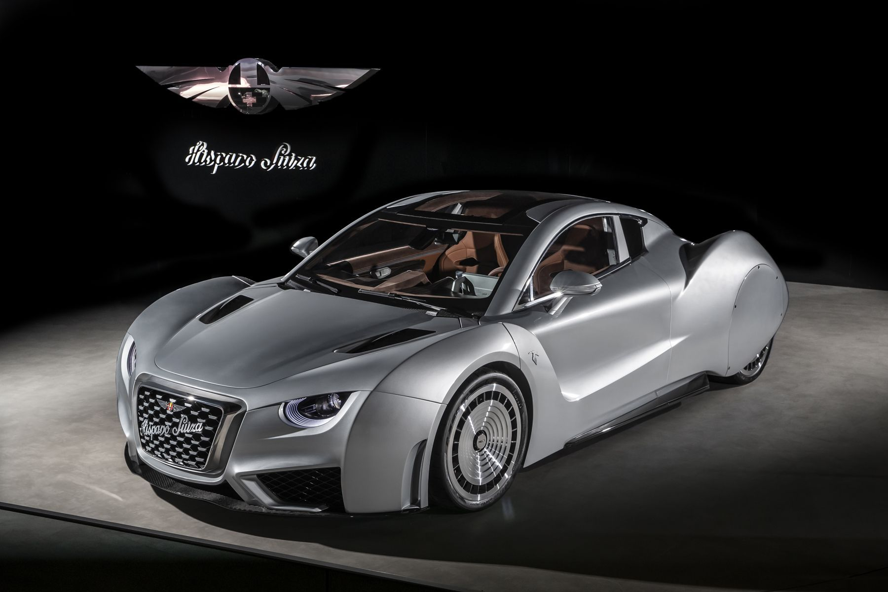 Hispano Suiza S New Carmen Offers 1 000 Horsepower Throwback Styling Voiture Neuve Voiture Occasion Aston Martin