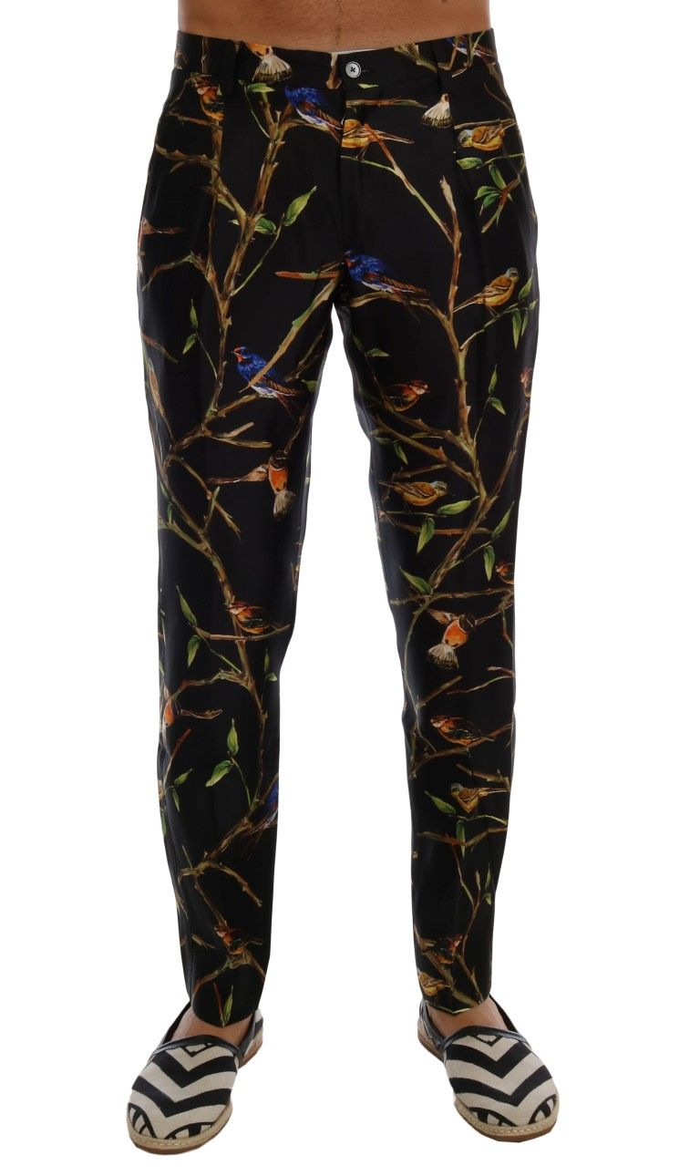 Dolce /& Gabbana Mens Multi-Color Casual Pants