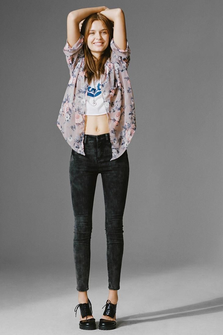 An essential: BDG Twig High-Rise Jean #urbanoutfitters