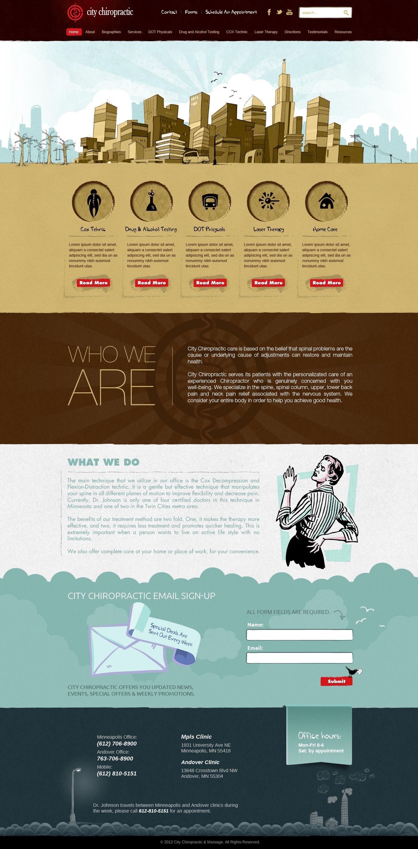 Website Design By Zigotone 43 99designs Web Design Web Development Design Website Design
