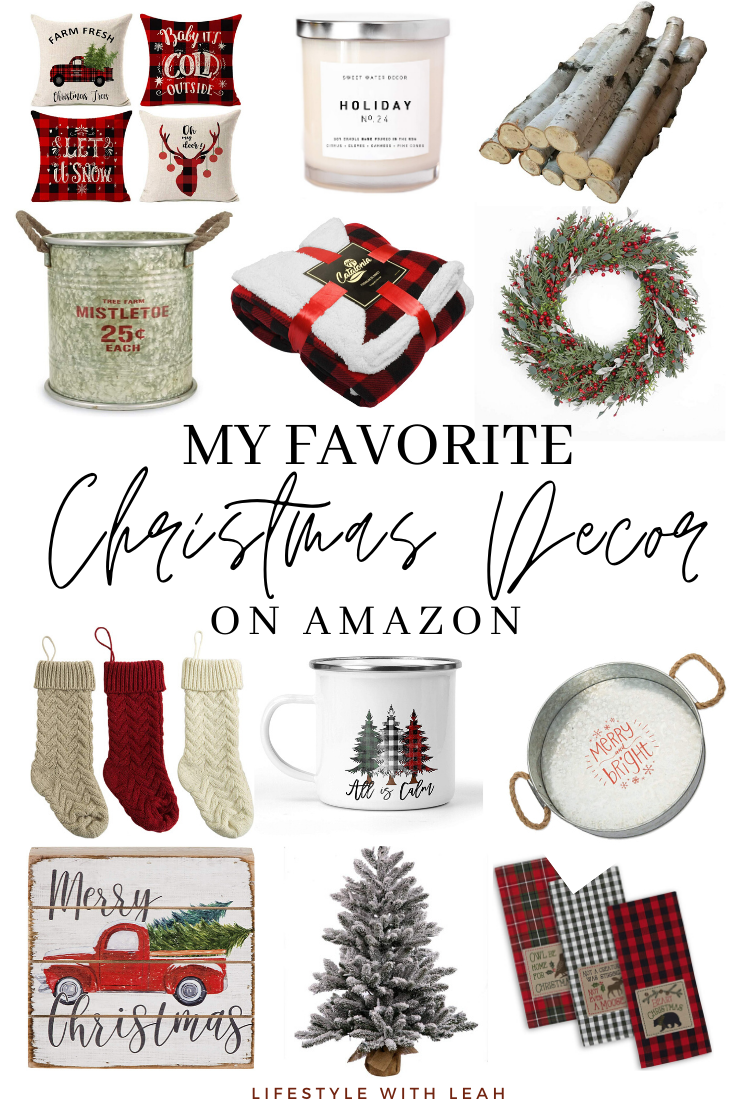 My Selection Of The Best Christmas Decor On Amazon Best Christmas Decor Amazon Christmas Decorations Christmas Wreaths Diy Christmas Decor Diy