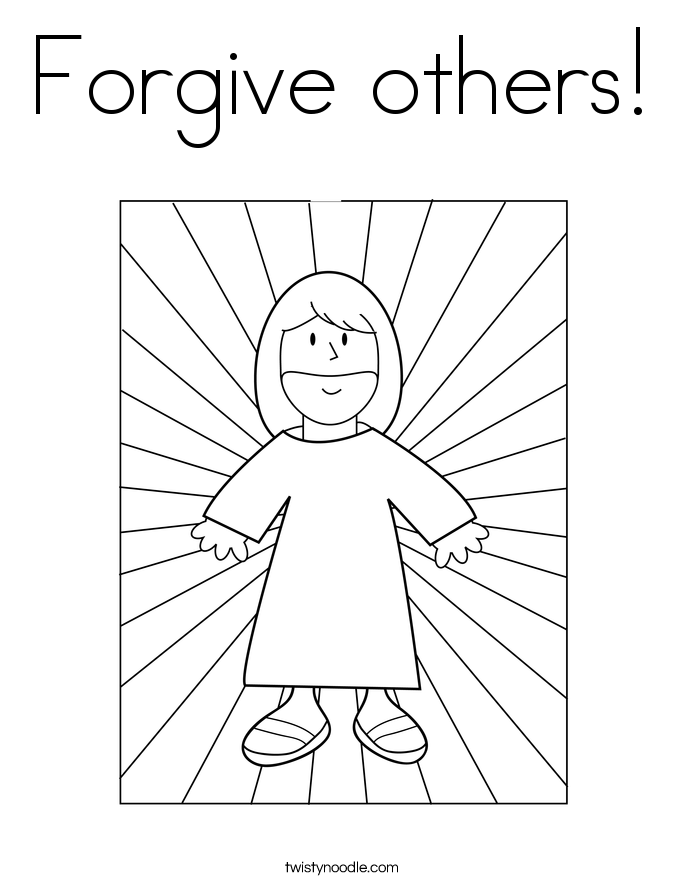 Bible Coloring Pages On Forgiveness Google Search Jesus Coloring Pages Bible Coloring Pages Bible Coloring