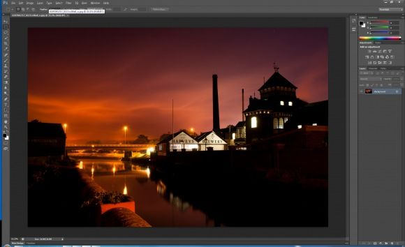 How To Darken Or Lighten The Interface In Photoshop Cs6 With Images Photoshop Elements Photoshop Cs6 Photo Retouching
