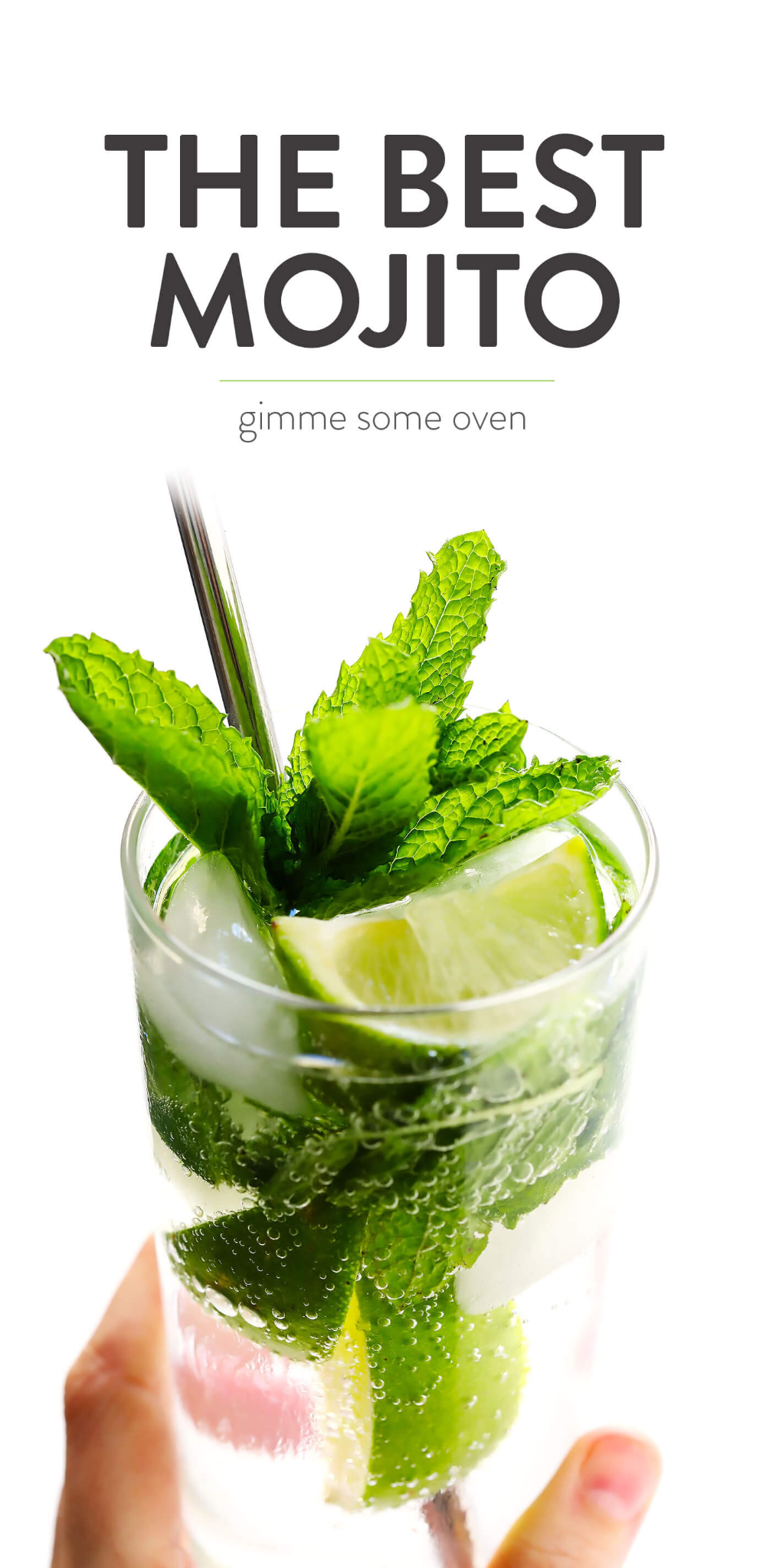 The Best Mojito Recipe It S Quick And Easy To Make With Lots Of Fresh Mint Lime Juice And Rum It S Na Best Mojito Recipe Mojito Recipe Mojito Recipe Classic