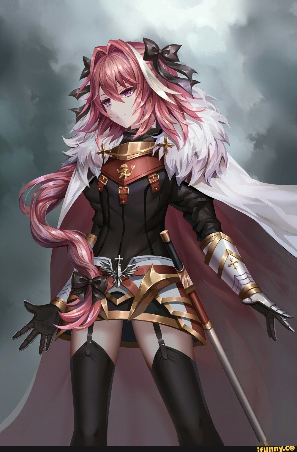 Found on ifunny astolfo fate fate anime series fate