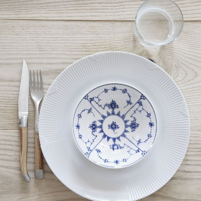 White Elements and Blue Fluted Plain in the 2012 Royal Copenhagen Catalogue & royal copenhagen | DES drs | Pinterest | Royal copenhagen ...