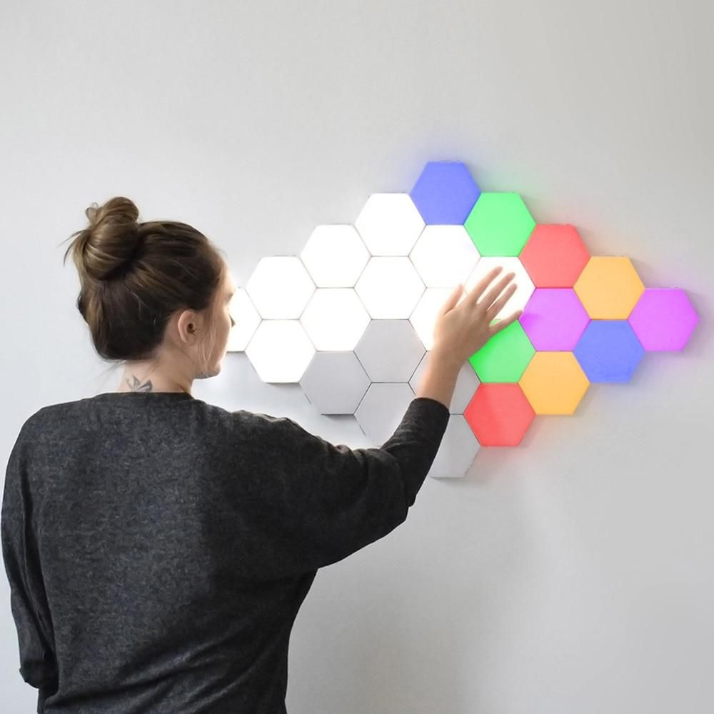 Tired Of The Same Old Boring Lamps And Light Fixtures And Yearning For Something Super Unique Mo In 2020 Led Color Changing Lights Led Panel Light Color Changing Led