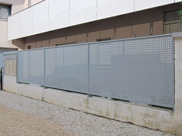 ringhiere moderne per esterno - Cerca con Google | Ringhiera ...