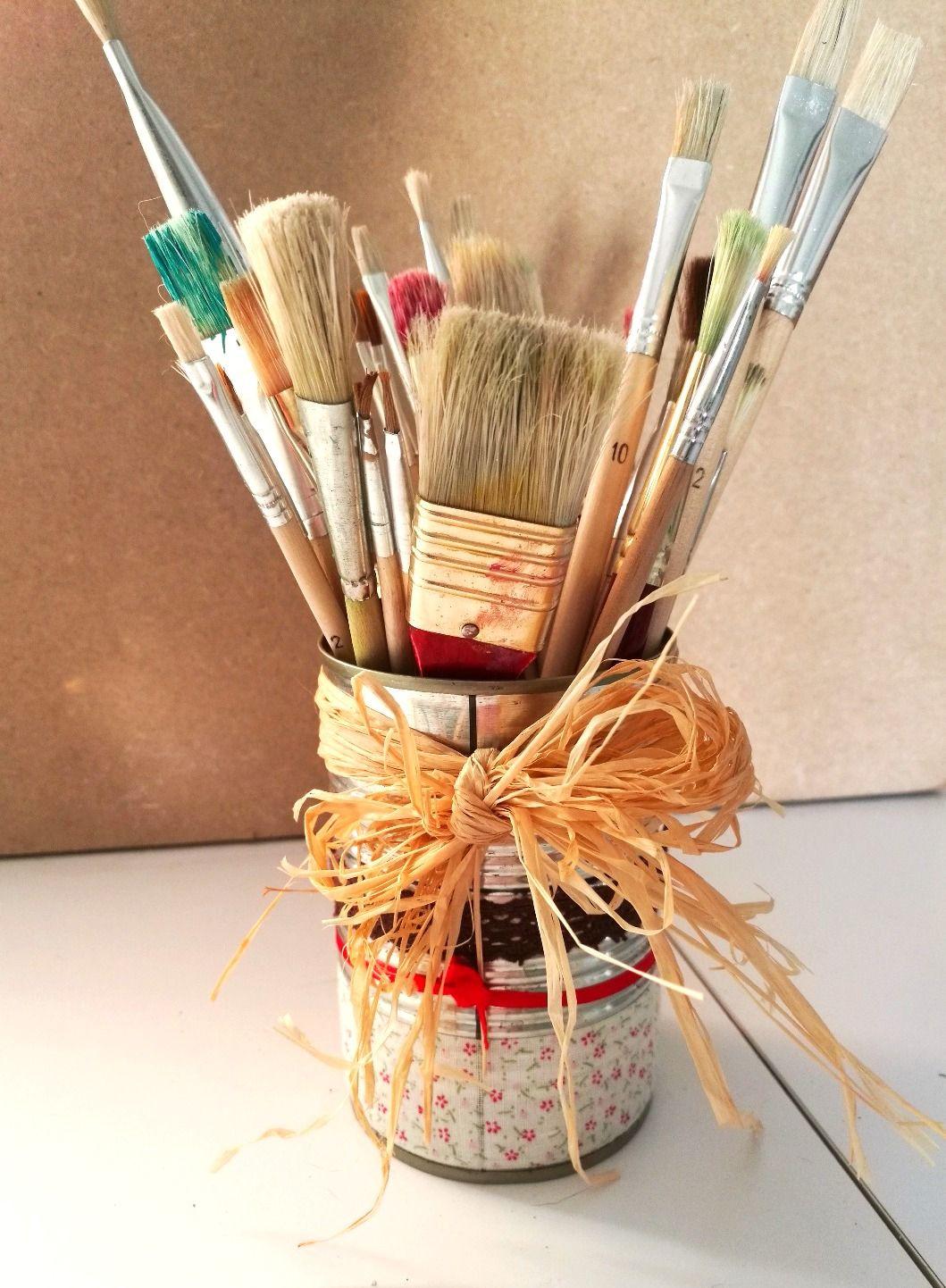 Une jolie boîte à crayons