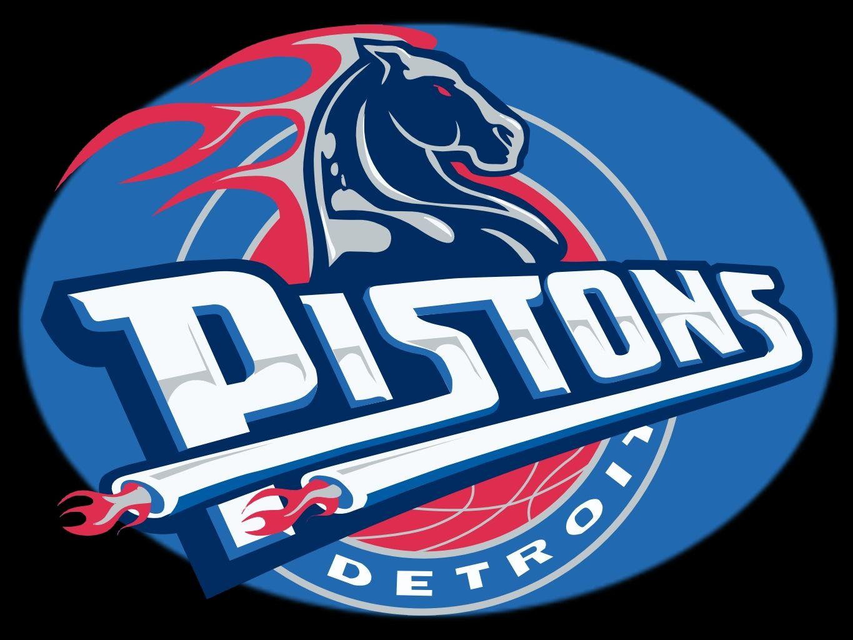 Detroit Pistons Pistons Logo Detroit Pistons Pistons