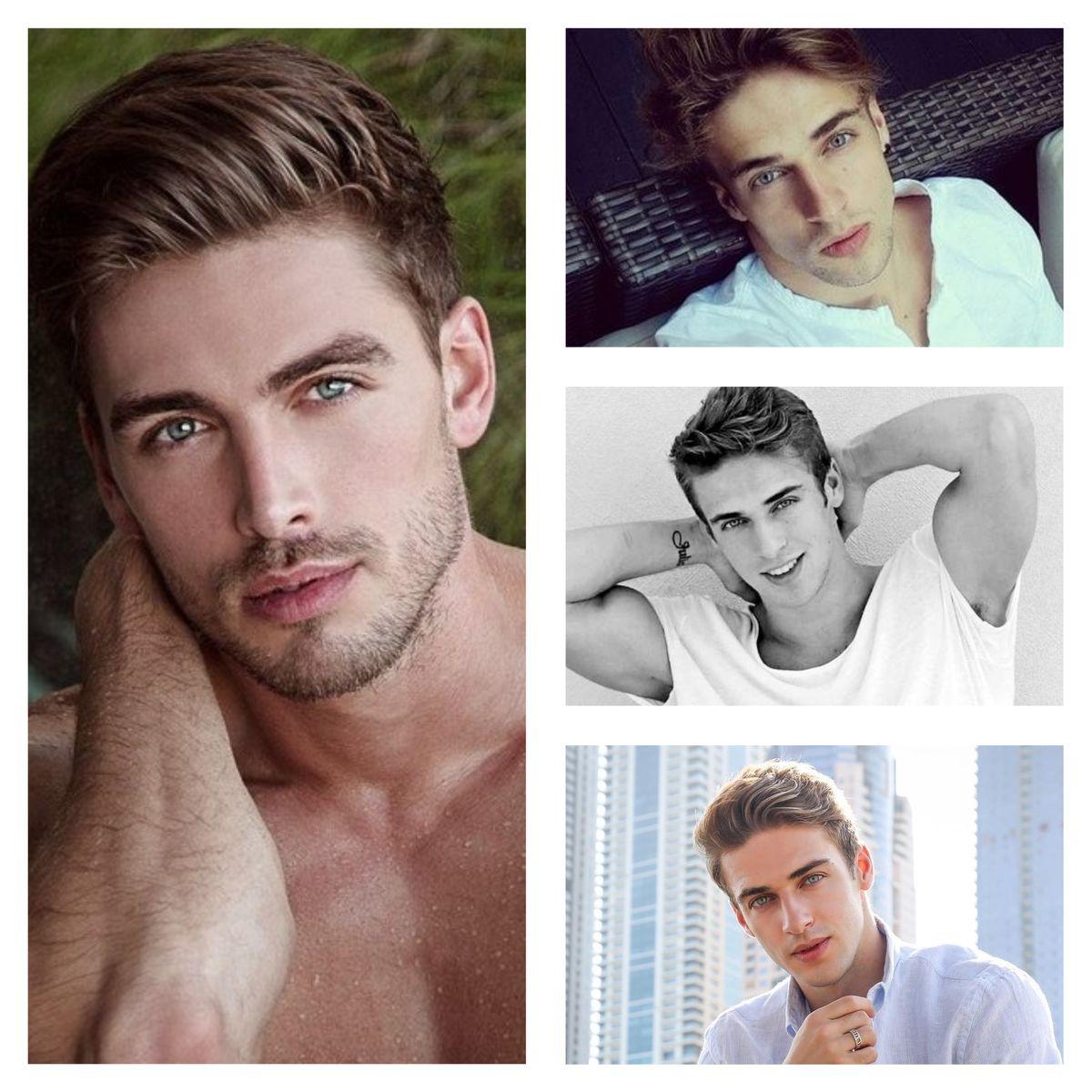Dima Zinchenko, Russia, model | Most handsome men, Handsome men, Cute white  guys