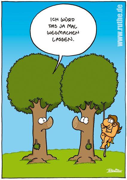 Pin by lausebengel on ruthe pinterest comic cartoon - Baum comic bilder ...
