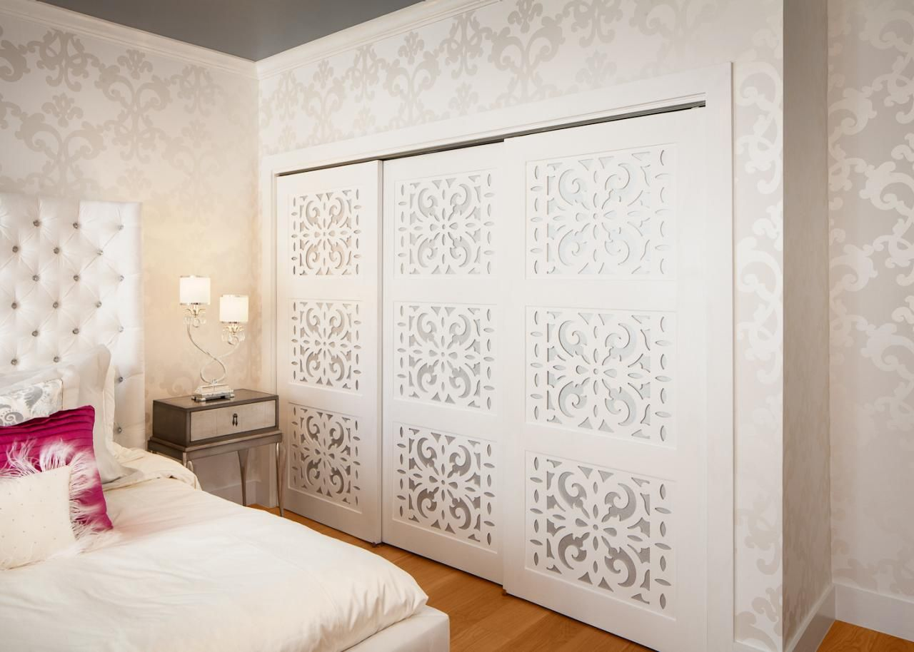 adorable bedroom wall closet designs. 15 Cute Closet Door Options  Bedrooms Bedroom Decorating Ideas HGTV doors White closet and Doors