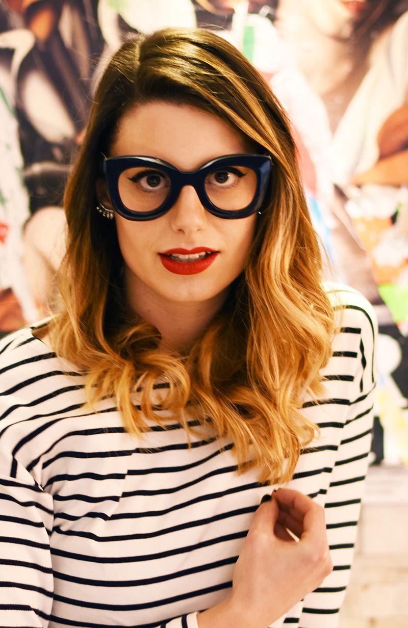 fe538e3b5dc 4 céline sunglasses turned into eyeglasses frames giulia de martin  behindmyglasses.com black shades