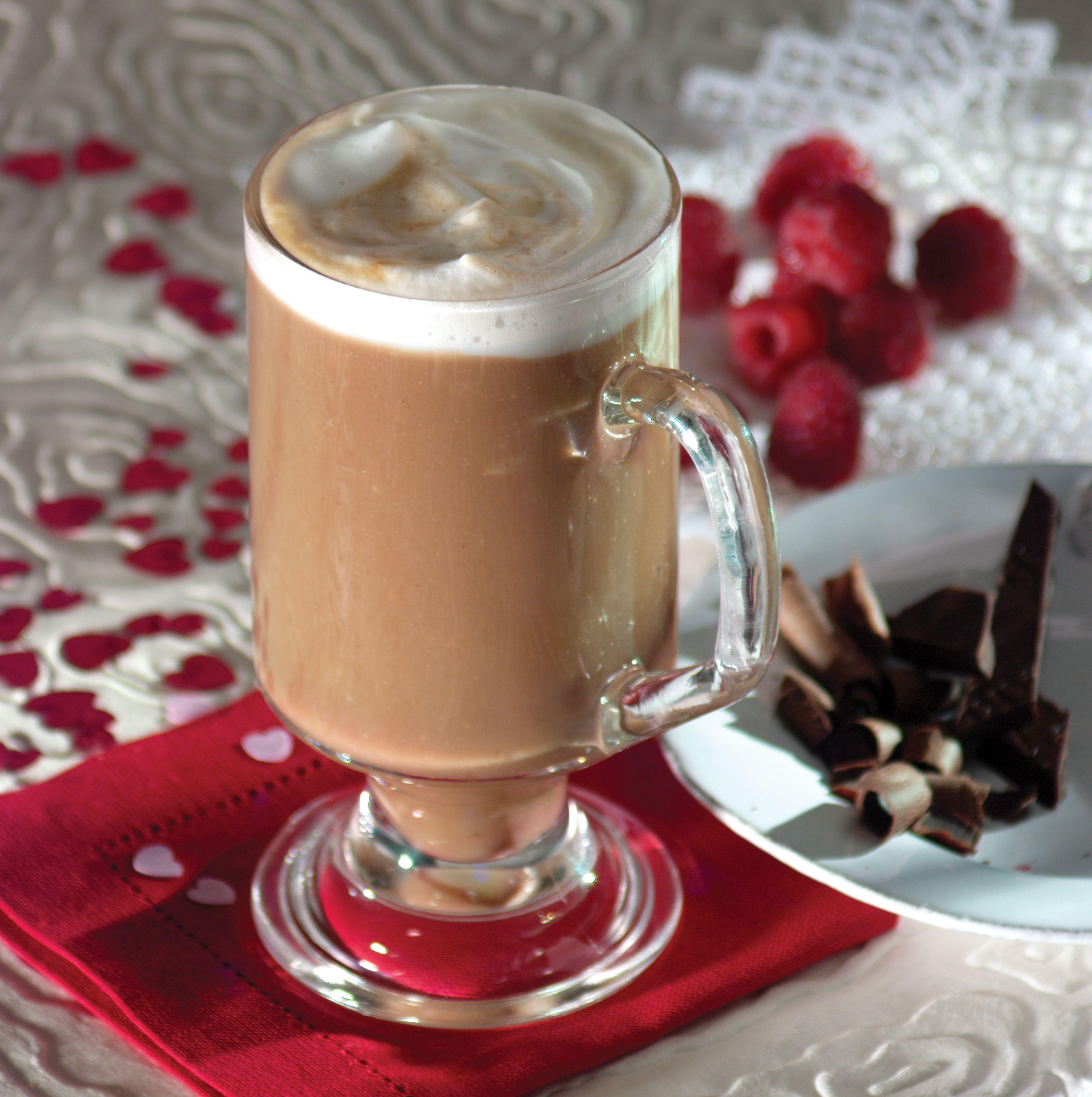 Hot Coffee Drinks, Latte