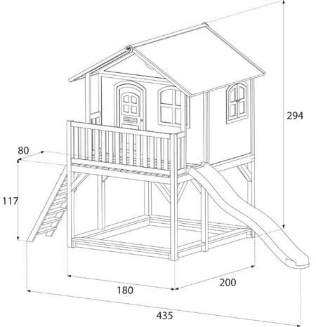 plan de montage cabane en bois recherche google cabane. Black Bedroom Furniture Sets. Home Design Ideas