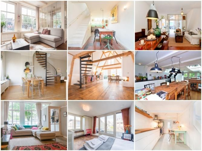 Airbnb Apartments In Amsterdam
