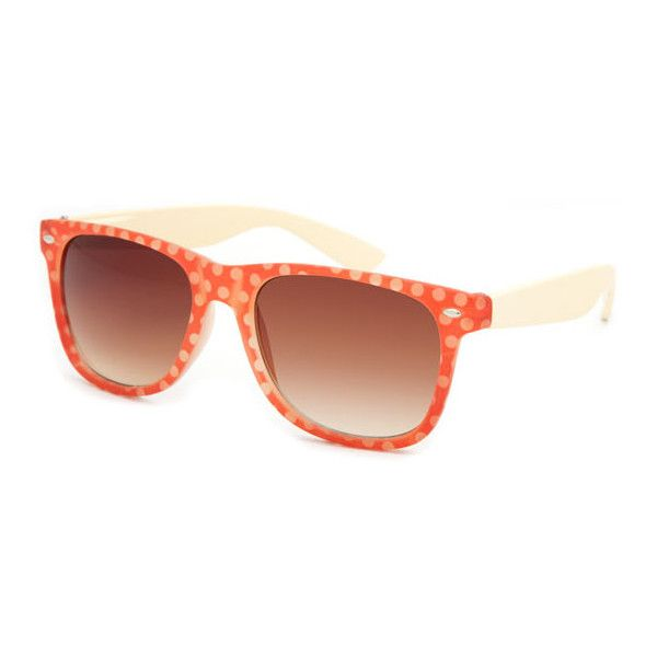 FULL TILT Classic Sunglasses ($7.97) ❤