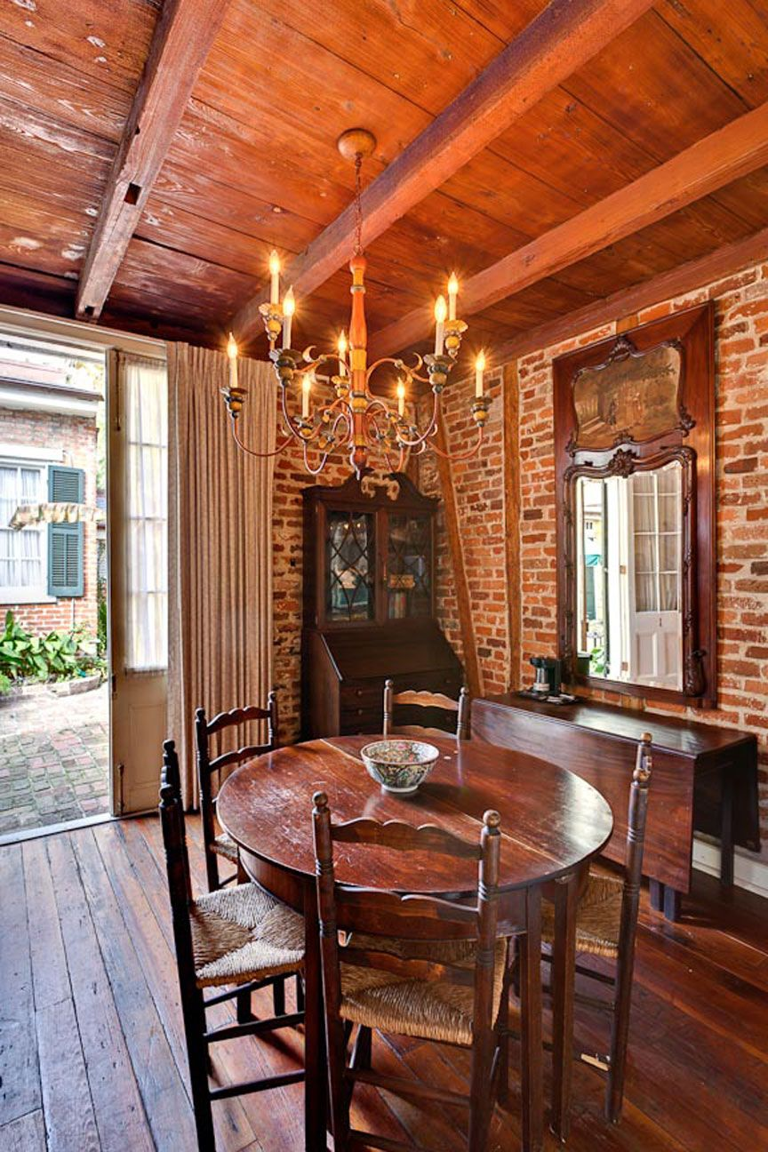 John james audubons cottage in the french quarter new orleans louisiana
