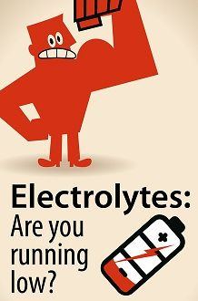 What are #electrolytes and essential amino acids? (Things you don't want to run out of on a long run!) Learn more here.