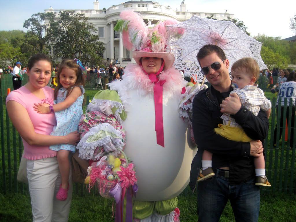 White House Easter Egg Roll | theprimamomma.com  sc 1 st  Pinterest & White House Easter Egg Roll | theprimamomma.com | EASTER | Pinterest ...
