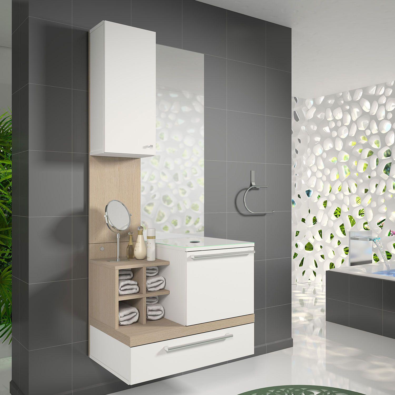 Arm rios para banheiros 75 modelos cores e pre os - Modelos de armarios ...