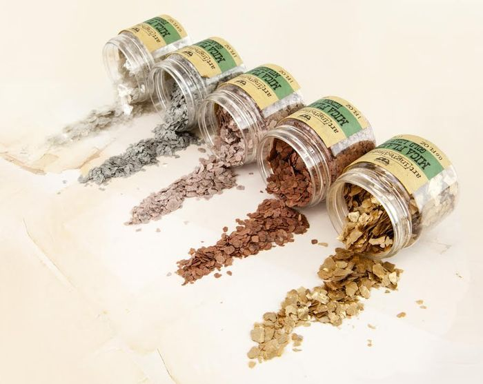 New by Finnabair! Mica Flakes