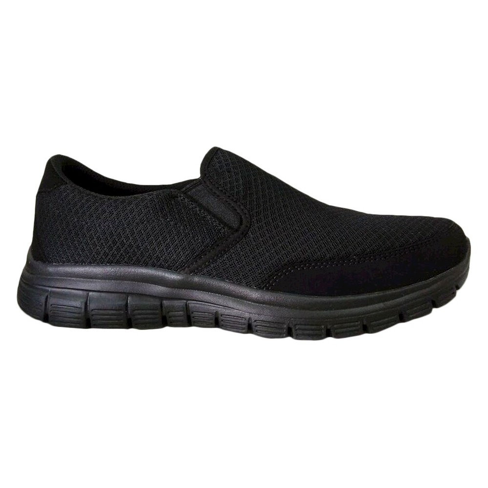 Men s S Sport By Skechers Optimal Performance Athletic Shoes - Black ... f80c72b9fe3