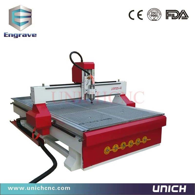 China popular best service 1300*2500mm engraving and milling