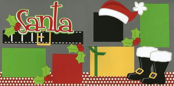 Papyrus Scrapbooking Do-jiggie Stickers NEW Handmade Christmas Marcel Schurman