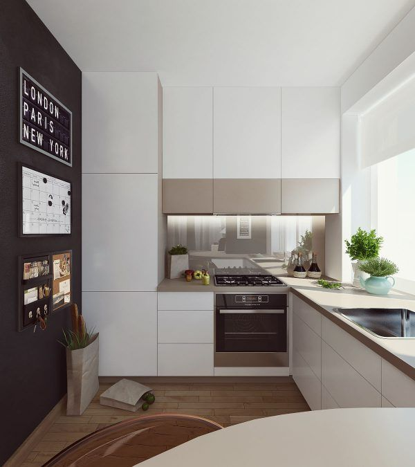 This collection of five small apartment designs is a fistful of contrasting inspiration we have something for just about everyones sense of home style