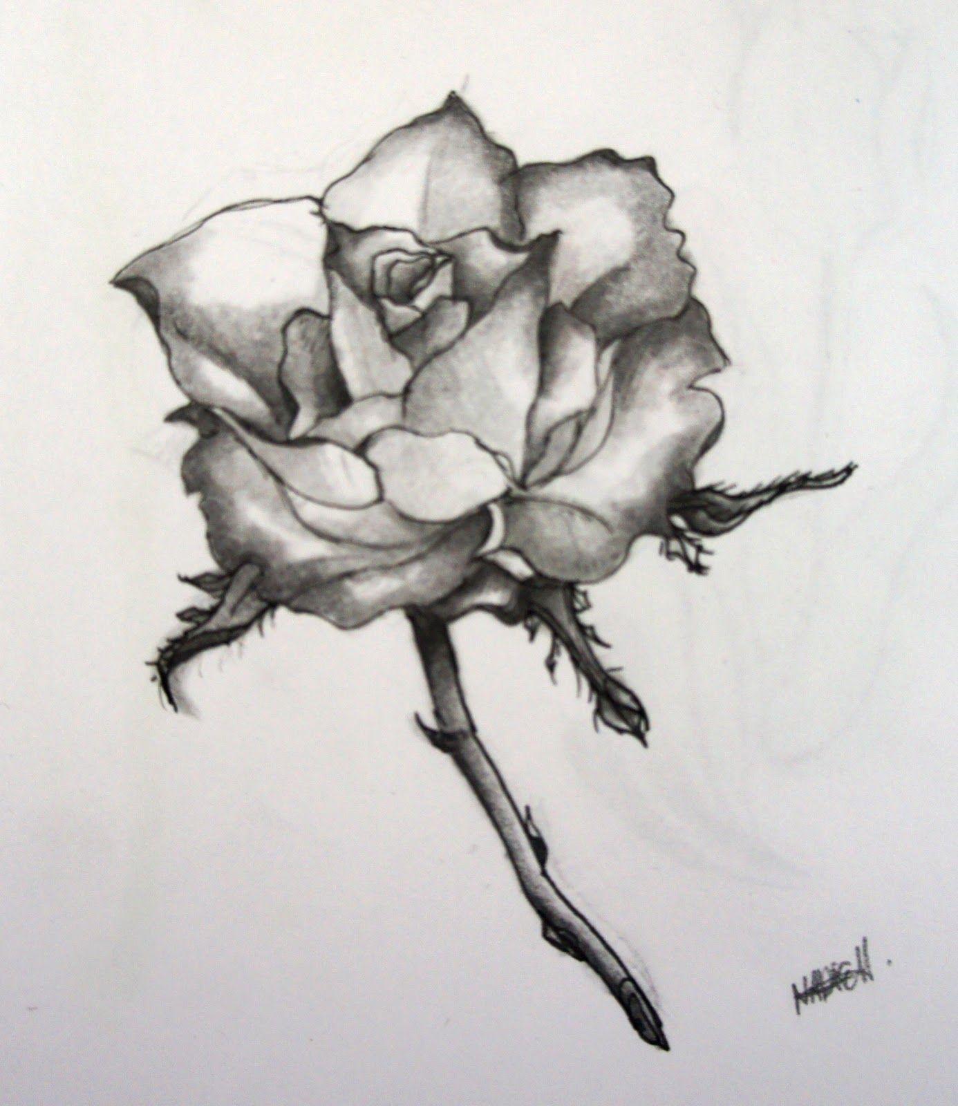 bloemen tekening tattoo google zoeken