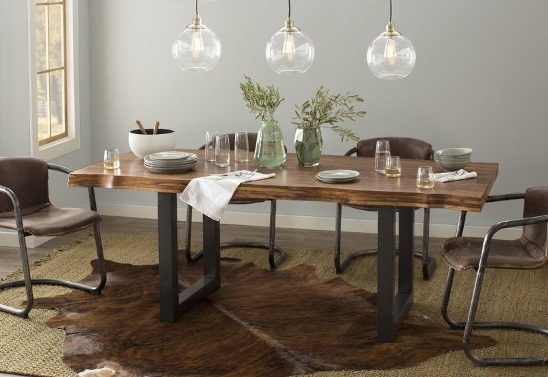 Williston Forge Thibault Dining Table Reviews Wayfair Dining
