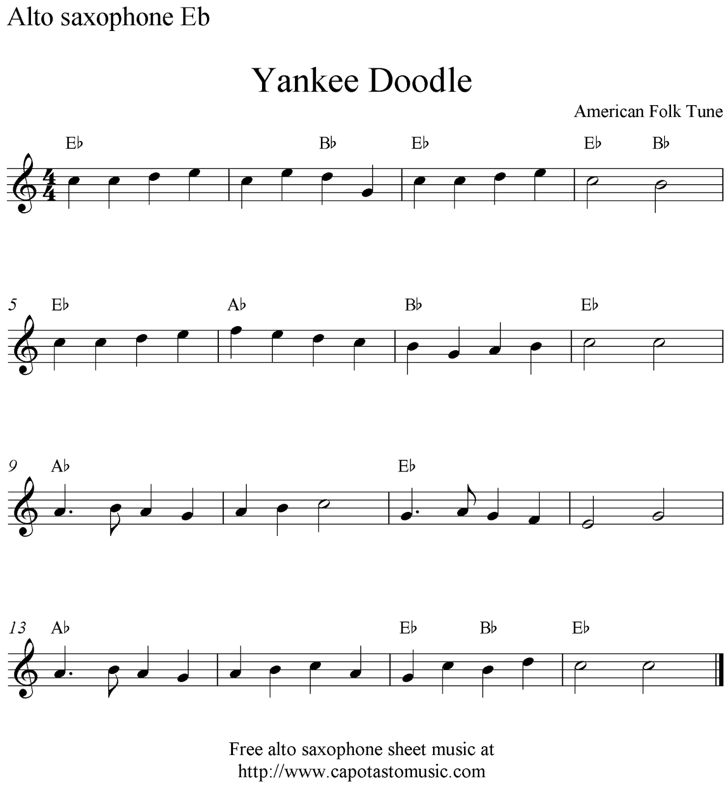 Top Songs - Alto Saxophone - Musicnotes.com