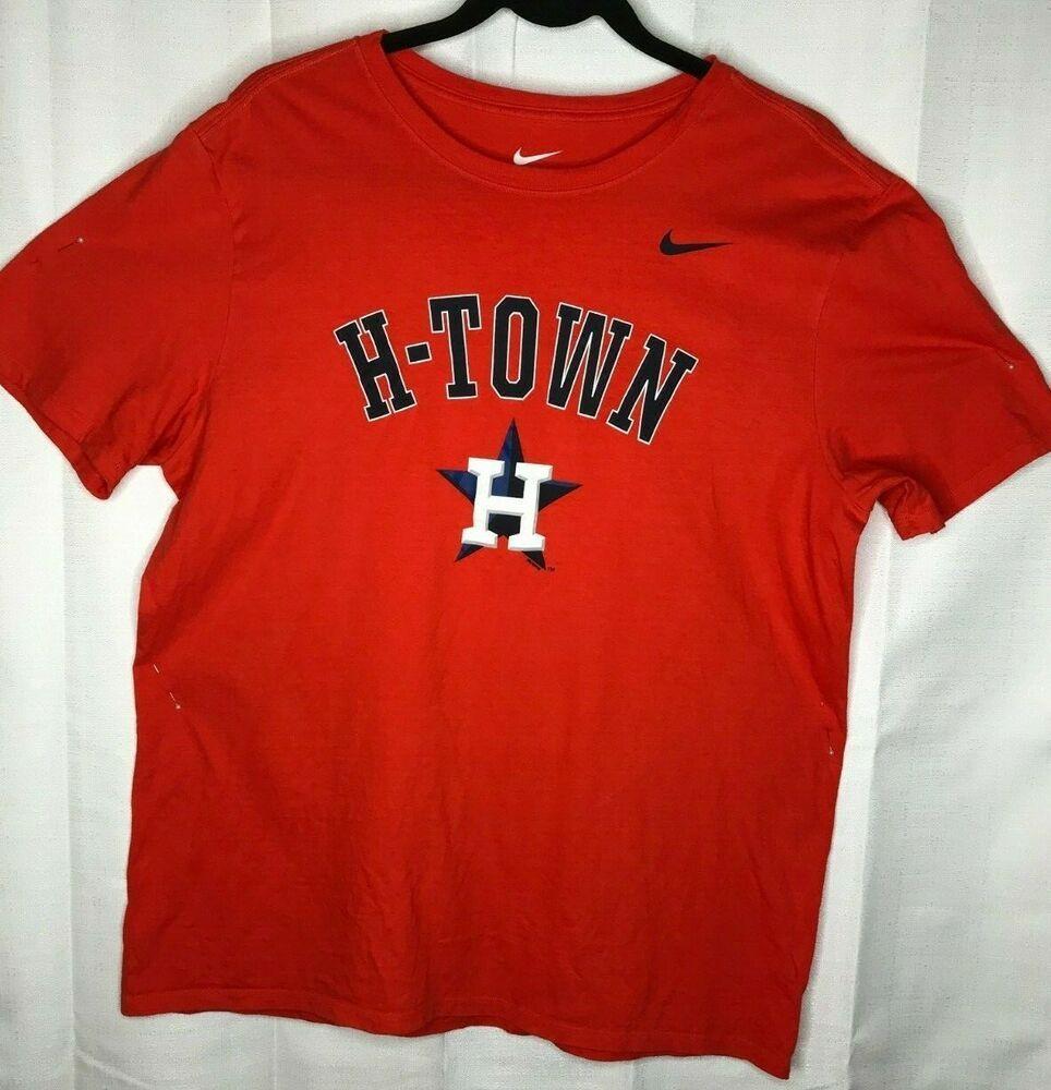 nike h town t shirt