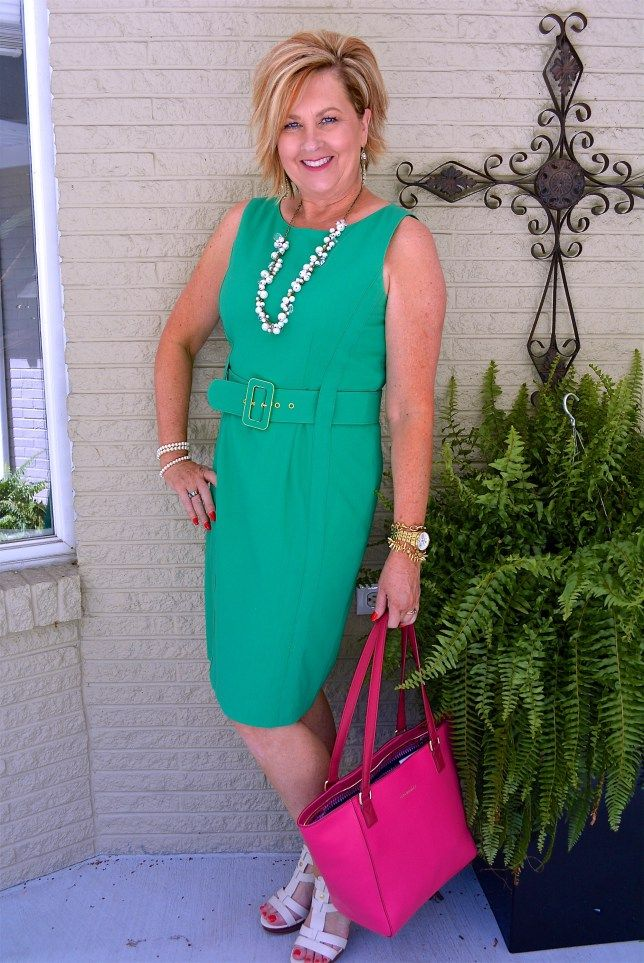 50 IS NOT OLD DRESS TO PLEASE Pearls Vera Bradley