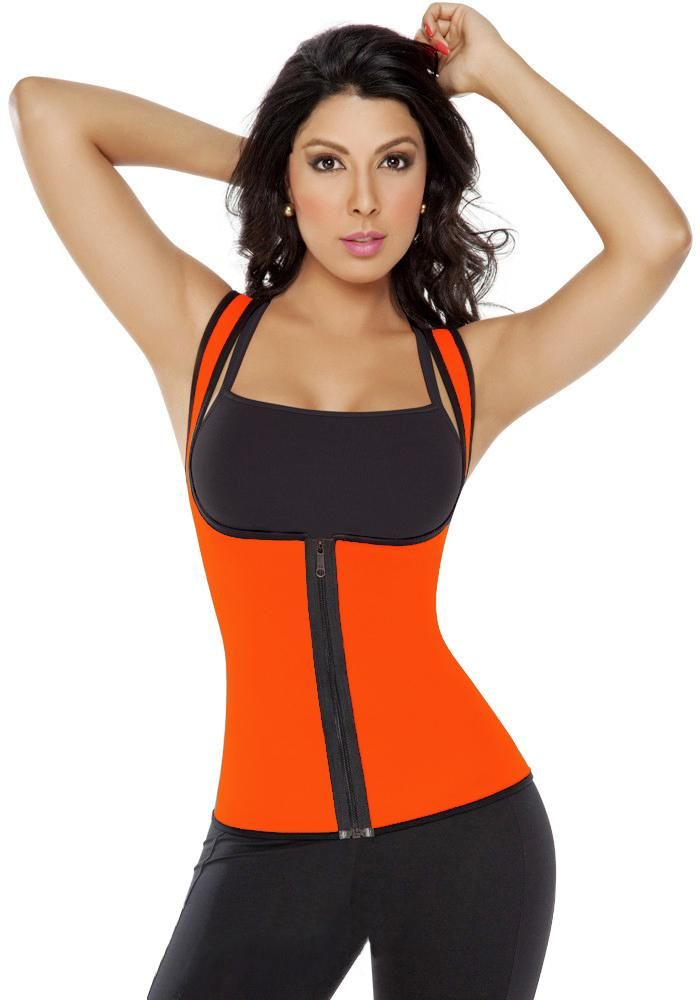 e5abbd991ec0a Online Cheap Sexy Womens Neoprene Body Shapers Workout Waist Trainer Vest  Full Support Sport Gym Fitness